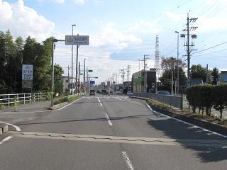 北名古屋市」の市町村境標識(カ...
